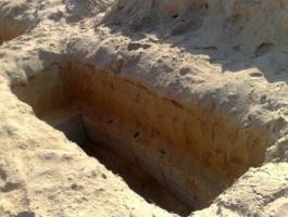 بالفيديو : فتحوا مقبرة عمرها