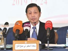 السفير الصيني لدى الكويت لي مينغ قانغ