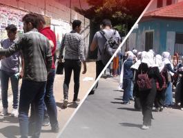 بالفيديو: آراء طلبة الثانوية العامة في غزّة بامتحاني الأحياء والثقافة العلمية