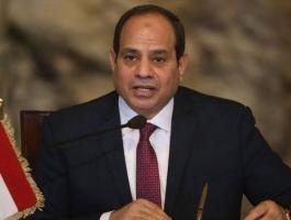 الرئيس المصري:  يتابع مشروع الضبعة والربط الكهربائي مع دول الجوار