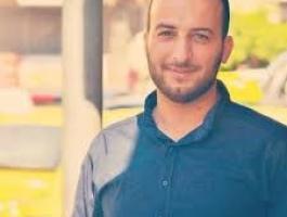 الاسير محمد العزيزي