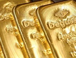 الذهب: يهبط مع صعود الدولار