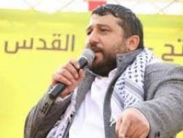 أمين سر حركة فتح إقليم القدس شادي مطور