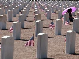 الولايات المتحدة: ارتفع الوفيات عام 2020 إلى 2.2 مليون وفاة
