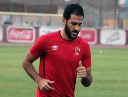 مروان محسن لاعب الأهلي