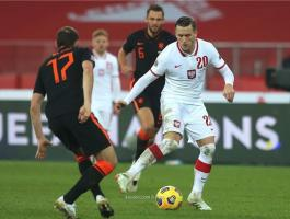 بالصور: هولندا تقلب تأخرها لفوز على بولندا