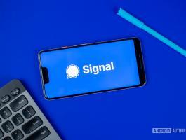 تحميل تطبيق سيجنال ماسنجر signal للايفون واصدار اندرويد