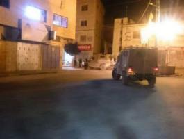 الاحتلال يداهم بلدة كفر عقربا.jpg