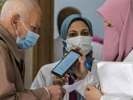 تطعيم كورونا في مصر