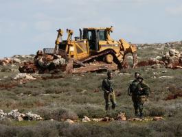 4 مسارات يُناور الاحتلال بها للسيطرة على أراضي الضفة الغربية والأغوار الشمالية
