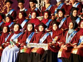 شاهد: المتفوقتان منار أبو عيطة وندى برهوم جمعتهما الرغبة بدراسة الطب البشري