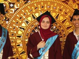 3 متفوقون في الثانوية العامة.. تشابهوا بالمعدل واجتمعوا على حب فلسطين