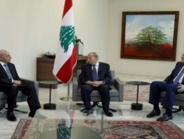 اجتماع الحكومة اللبنانية