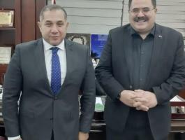 صيدم يطلع السفير المصري على آخر التطورات السياسية.jpg