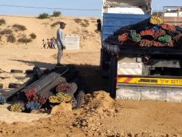صحة غزّة تُعلن بدء العمل بإنشاء مستشفى حمد بن جاسم في مدينة رفح