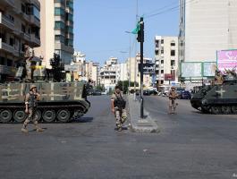 اشتباكات في بيروت