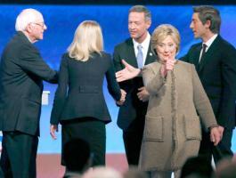 مرشحو سباق الانتخابات الامريكية
