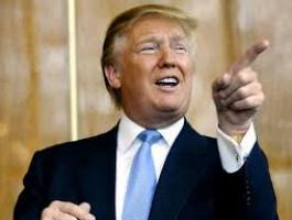 دونالد ترامب المرشح الجمهوري المحتمل في الانتخابات الأمريكية