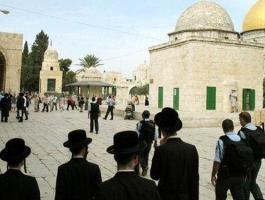 مستوطنون-يقتحمون-المسجد-الأقصى