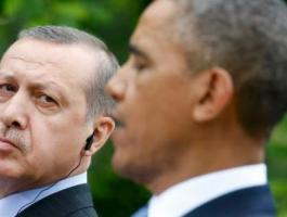 الرئيس بارك أوباما ونظيره التركي