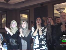 أراء مواطني غزة قبل وبعد ظهور نتيجة فريق التخت الشرقي