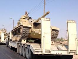 الجيش المصري .