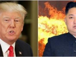 كوريا الشمالية وامريكا