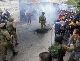 قتل الفلسطينين من جانب اسرائيل