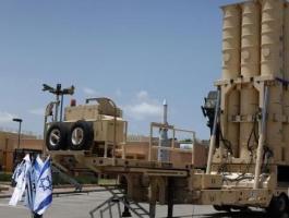 دفاعات جوية اسرائيلية