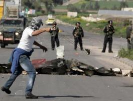 إصابة مواطن في مواجهات مع الاحتلال شرق نابلس.jpg