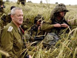 تدريبات عسكرية لجيش الاحتلال