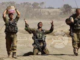جنود صهاينة سكارى