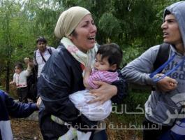 اللاجئين السورين