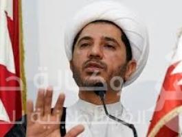زعيم جمعية الوفاق المعارضة علي سلمان