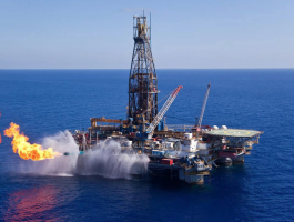 حقل الغاز الطبيعي قبالة غزة