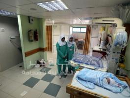 مستشفى فى غزة