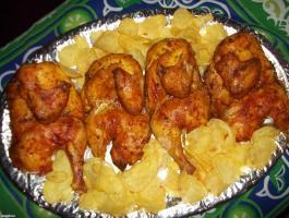 دجاج محمر