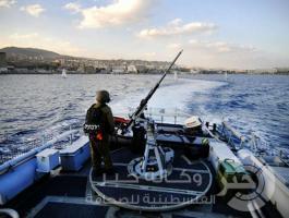 بحرية الاحتلال تعتقل صيادين بغزة