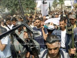 اغتيال  خمسة من كوادر كتائب شهداء الاقصى 2004