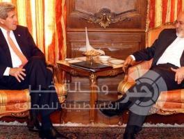 محمد جواد ظريف وجون كيري