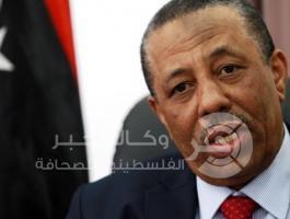 الرئيس الليبي