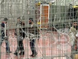 اسرى فلسطينيون في السجون