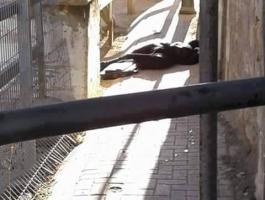 فلسطينية أطلق الاحتلال الرصاص عليها