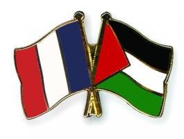 فرنسا وفلسطين