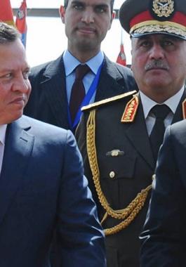 تفاصيل لقاء الرئيس المصري والعاهل الأردني بشأن القدس