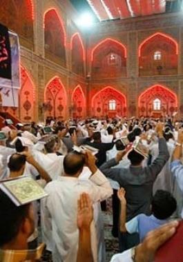 ماذا يقال في سجدة القرآن عند الشيعة ؟