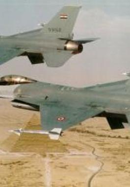 الطيران-الحربي-المصري-يوجه-ضربات-لداعش-في-ليبيا