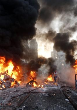 تفجيرات لبنان
