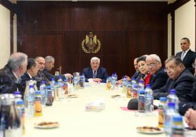 صحيفة عبرية تنقل عن مسؤول فلسطيني نية القيادة حلّ السلطة