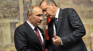 اردوغان وبوتين